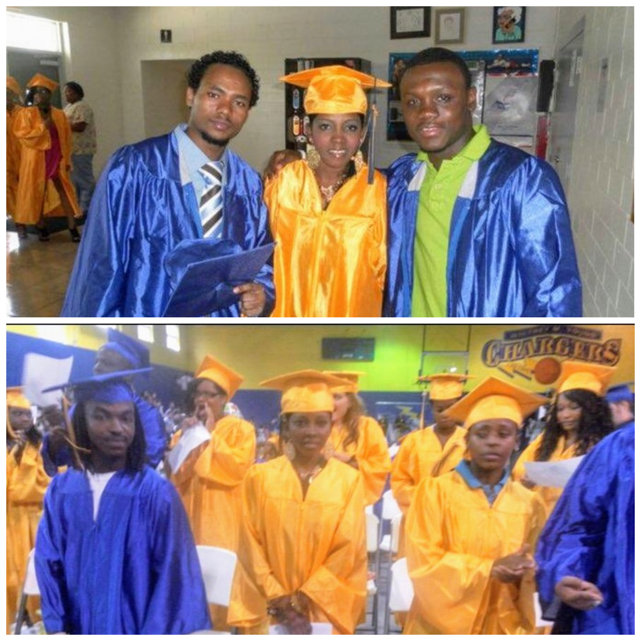 2011 Whitney M. Young Job Corps Graduation.