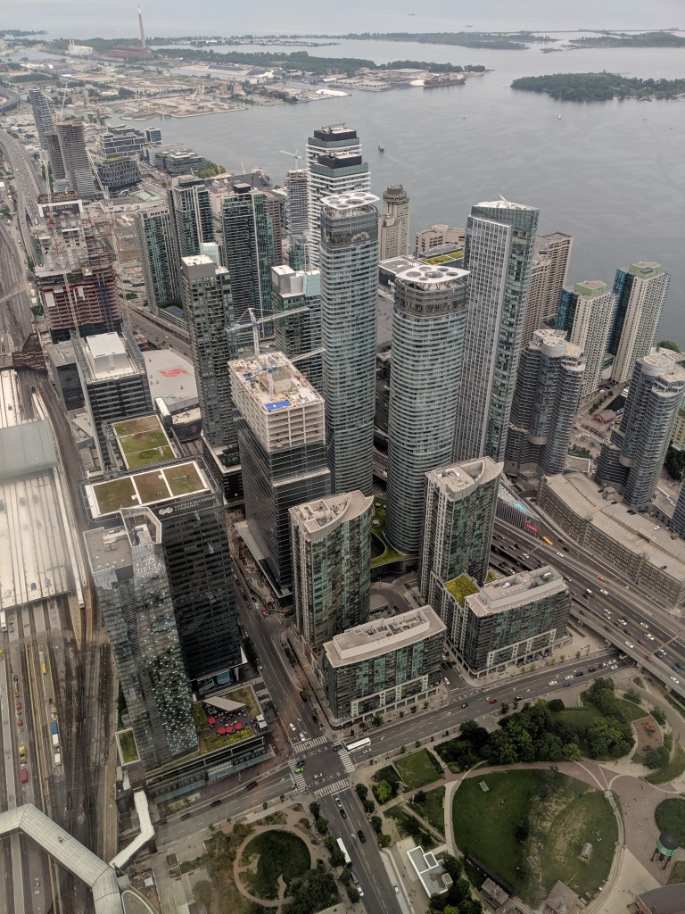 Harbourfront, Toronto.