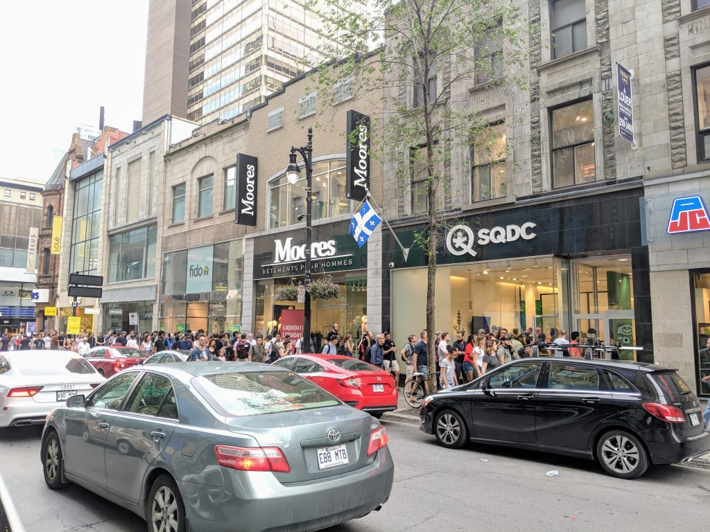 SQDC Montreal