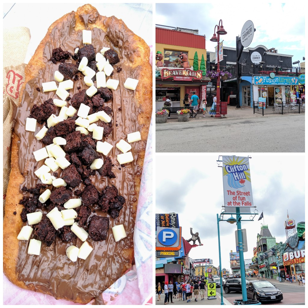Beavertails Canada Fusion Wraps
